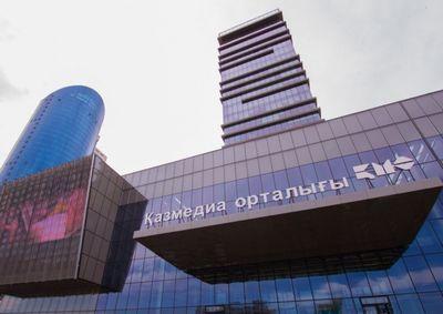 Нурсултан назарбаев посетил «?азмедиа орталы?ы»
