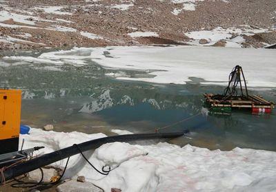 Обезопасены 11 наиболее прорывоопасных моренных озер алматы и области