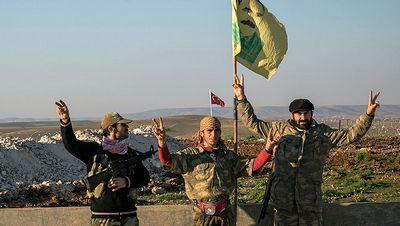Около 200 курдов на севере сирии погибли под ударами турецких ввс