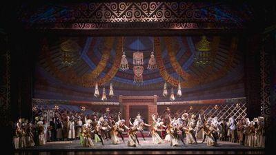 Оперу «биржан-сара» покажут под открытым небом в боровом