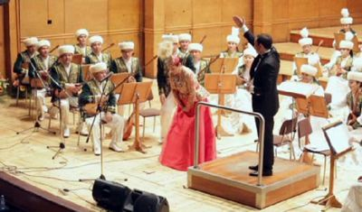 Оркестр имени курмангазы блестяще выступил в болгарии