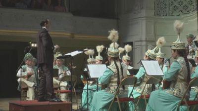 Парижская публика рукоплескала стоя музыкантам из казахстана