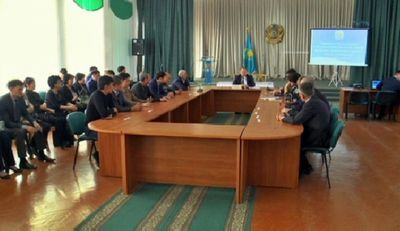 Павлодарские предприниматели благоустраивают села