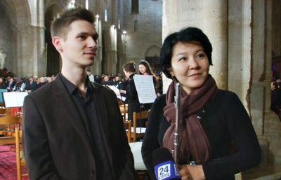 Павлодарский симфонический оркестр впервые выступает в италии