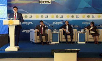 Перед неправительственными организациями казахстана поставлены новые задачи