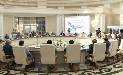 Первый форум молодых литераторов прошел в талдыкоргане