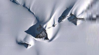 Пирамиды в антарктиде: кто и когда их построил
