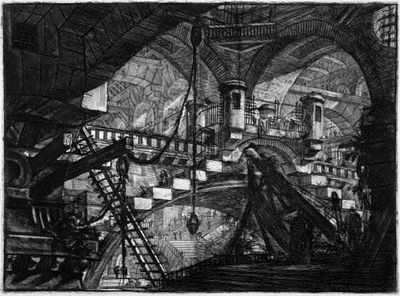 Пиранези тюрьмы