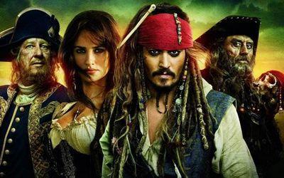 «Пираты карибского моря 6: сокровища потерянной бездны» дата выхода