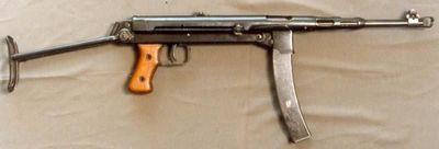 Пистолет-пулемёт для красной армии: шпагин против судаева