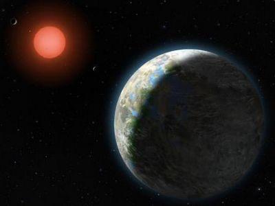 Планеты красных карликов могут быть пригодны для жизни