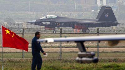 Почему таинственный китайский истребитель shenyang j-31 («кречет») не соответствует пятому поколению