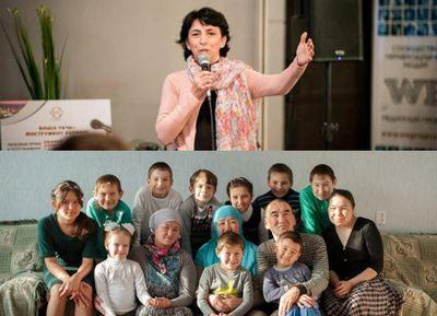 Подвели итоги проекта «достойный гражданин казахстана»