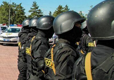 Полицейские пояснили, почему в с.кызылкак пришлось применить силу против местных жителей