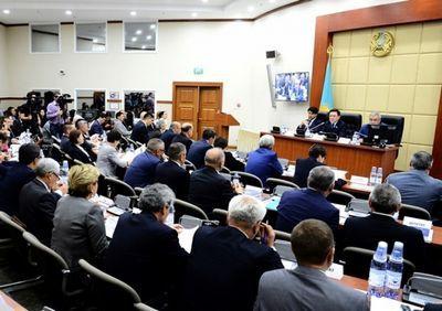 Поправки в закон о местном самоуправлении презентованы в мажилисе