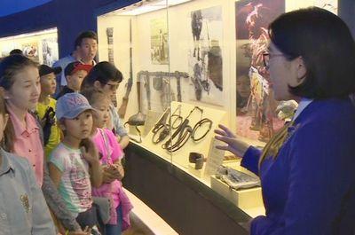 Популярность национального музея рк растет