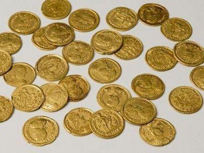Последнее золото римлян