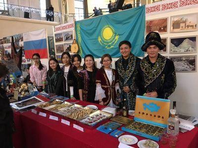 Посольство казахстана приняло участие в благотворительных ярмарках чехии и словакии