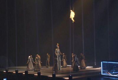 Премьера cirque du soleil состоялась в астане