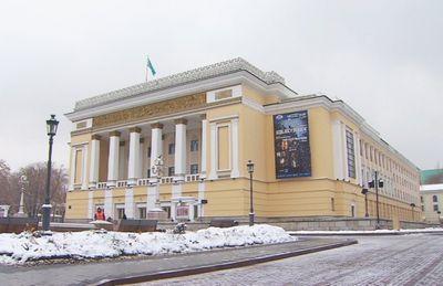 Премьера оперы дж.россини «золушка» состоится в гатоб им.абая 9 декабря