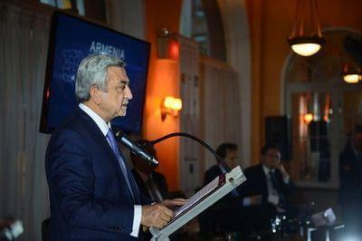 Президент: армения становится желанным местом для инвесторов - «экономика»