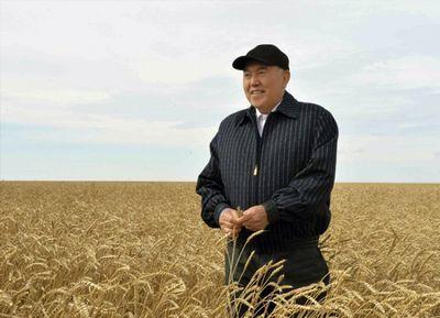 Президент казахстана находится с рабочим визитом в акмолинской области
