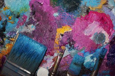 Приготовление масел для живописи