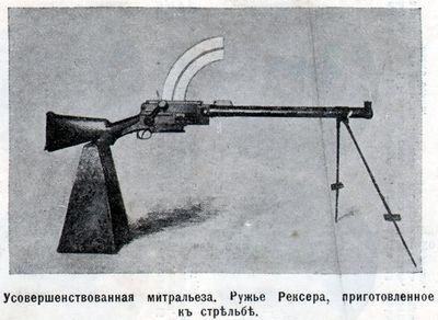 Приручение пулемёта