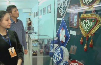 Проект «ел іші – ?нер кеніші» запустили в областном музее уральска