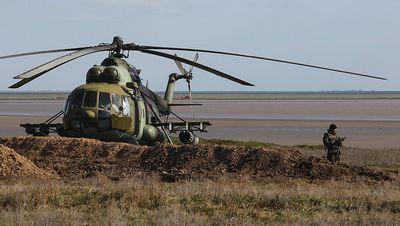 Прокуратура считает, что для украинской армии купили непригодные вертолеты
