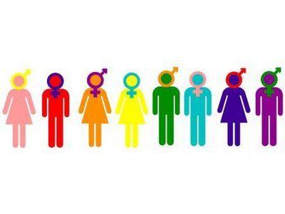 Промежуточные состояния пола человека. часть 1