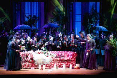 Прославленная труппа театра ла скала выступила на сцене «астана опера»