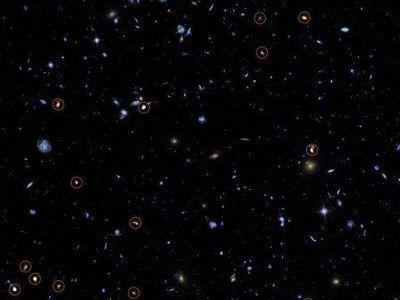 Радиотелескоп заглянул на 10 миллиардов лет назад