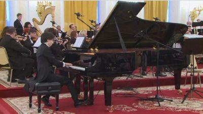 Рахат-би абдысагин выступил в кремле
