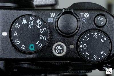 Режимы съёмки фотоаппарата