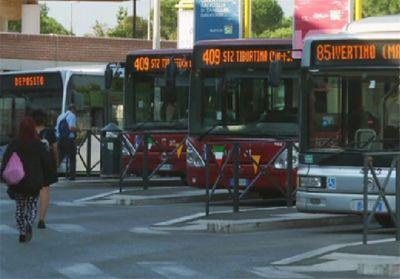 Рим переживает транспортный кризис