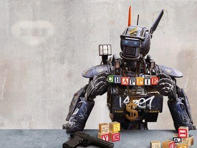 Робот по имени чаппи 2, 2018