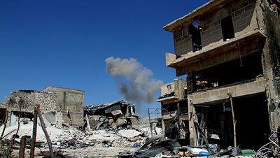Россия отрицает нанесение авиаудара по конвою оон в сирии