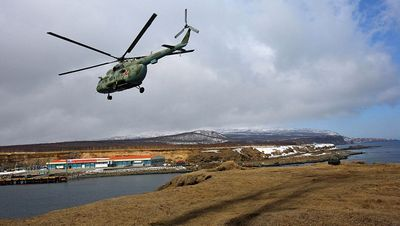 Россия укрепляет военную группировку на дальнем востоке на фоне активности японии и китая
