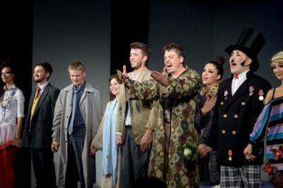 Русский драмтеатр астаны завоевал признание на международном фестивале