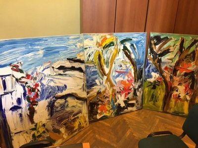 Русский музей отказался принять картины васильевой из оборонсервиса
