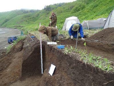Сахалинские археологи делают новые открытия