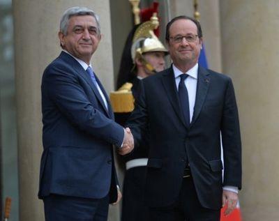 Саргсян: армения может помочь французскому бизнесу выйти нарынок еаэс - «экономика»