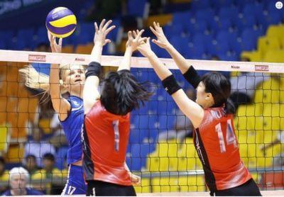 Сборная казахстана впервые в истории вышла в финал кубка азии по волейболу