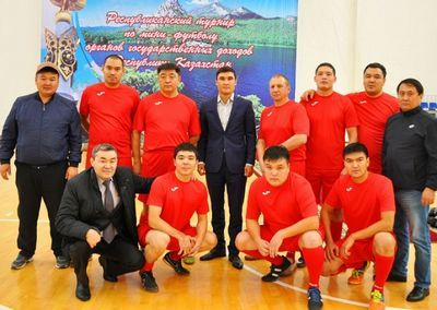 Серик сапиев принял участие в спартакиаде в акмолинской области
