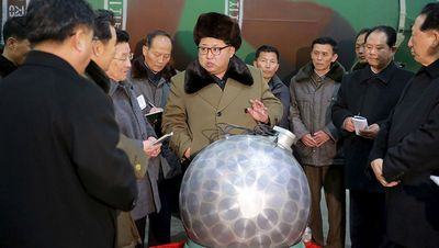 Северная корея заявила о создании компактных ядерных боеголовок