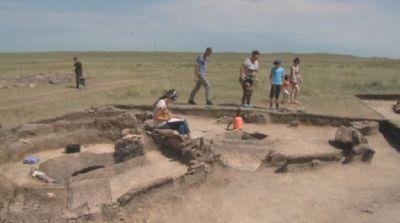 Школьники павлодара смогут принять участие в археологических раскопках