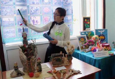 Школьники восточного казахстана решают экологические проблемы