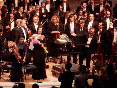 Симфонический оркестр москвы русская филармония сыграет музыку для чемпионов