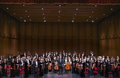 «Симфонию тысячи участников» исполнят в астане